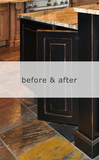 Transitional Before & After
