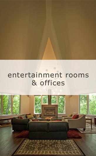 Urban Loft Entertainment Rooms & Offices